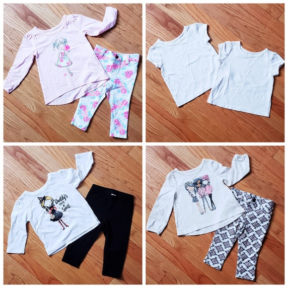 2f1b12ed The Children's Place Matching Sets | Baby Girl Outfits Size 1218 ...